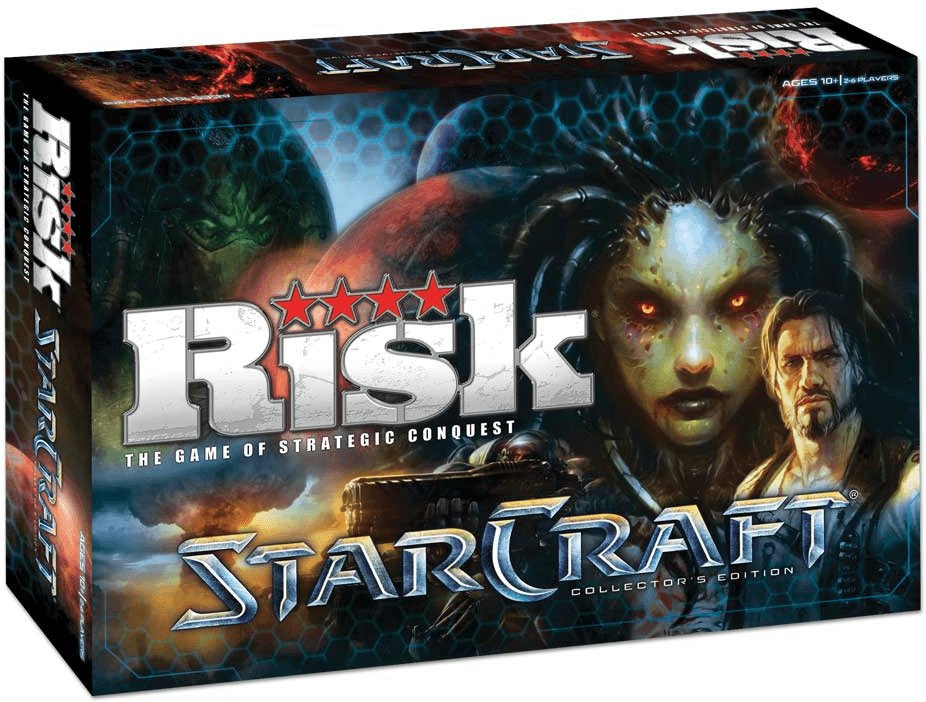 Winning-Moves Risk - Starcraft (englisch)