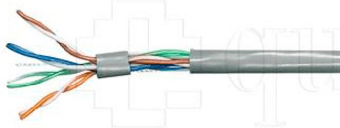 Image of Digital Data equip Flex Cable U/UTP Cat.5e - 305m