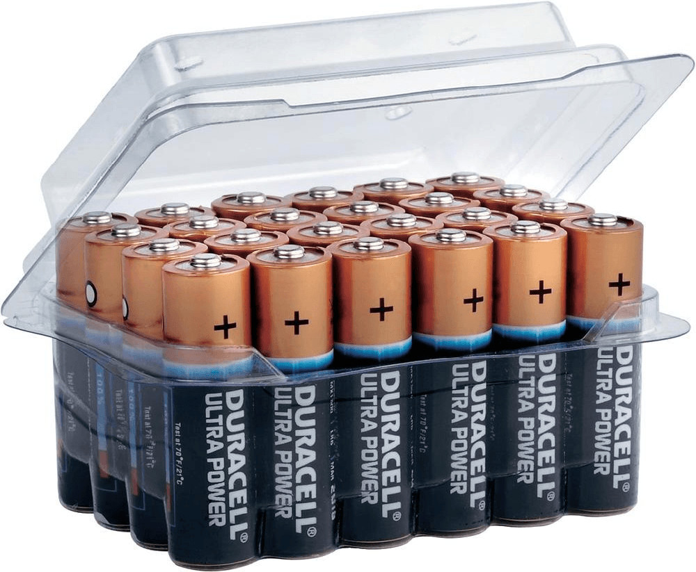 Image of Duracell 24x Ultra Power MX1500 1,5V