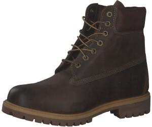 Braun – Timberland Heritage Classic 6 Inch Premium Boot Herren Brown Burnished Full Grain