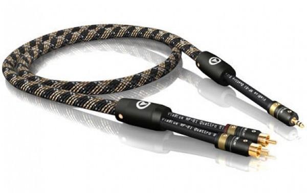 ViaBlue 22714 NF-S1 Y-Audiokabel (2,5m)