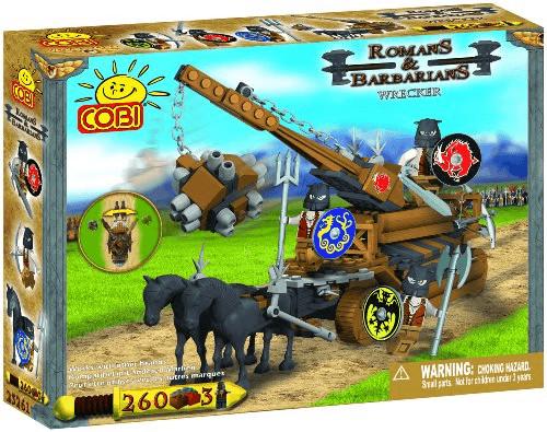 Cobi Romans & Barbarians - Wrecker