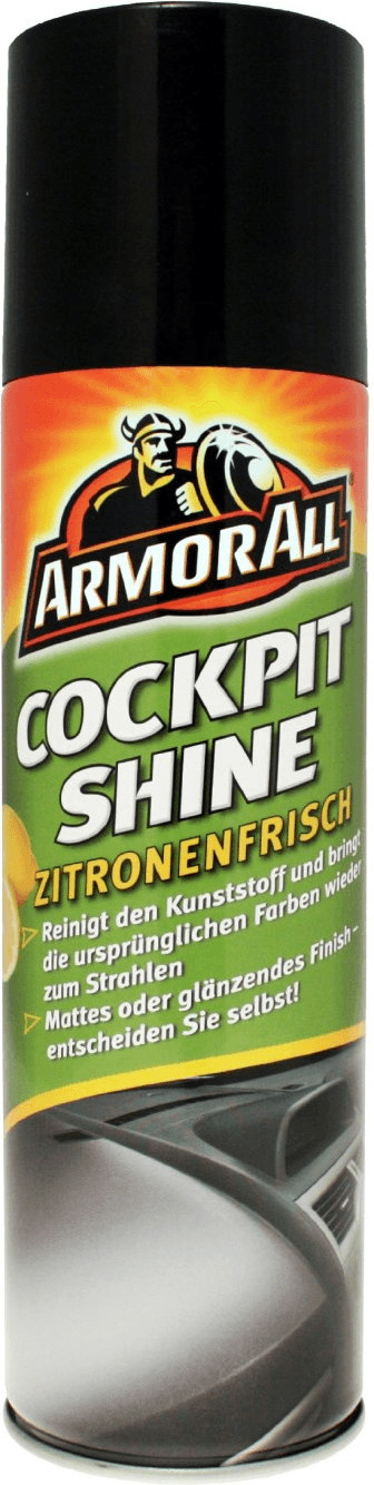ArmorAll Cockpit Shine Zitronenfrisch (500 ml)