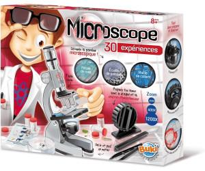 BUKI MR600 Mikroskop 50 Experimente: : Spielzeug