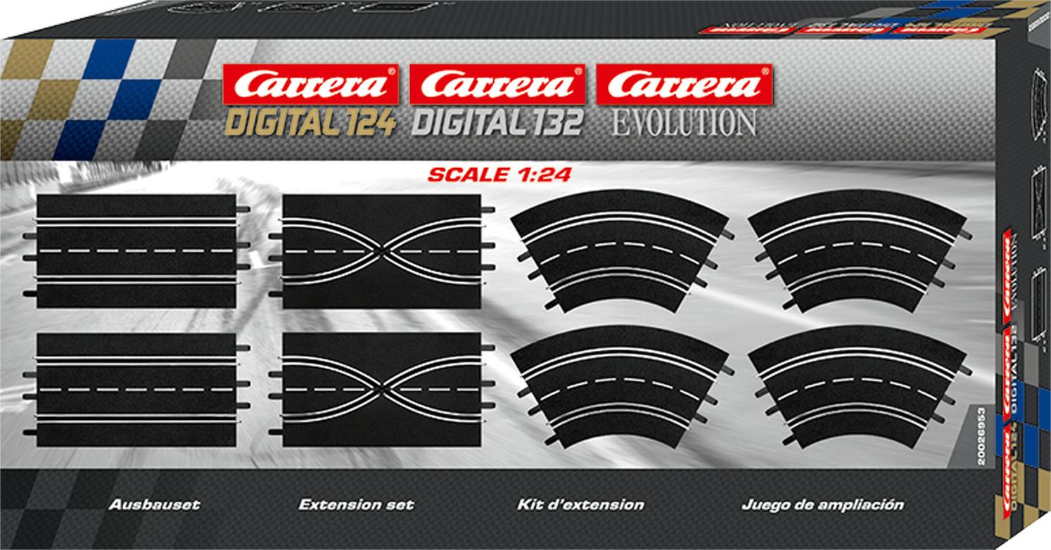 Carrera Digital 124 - Ausbauset 1