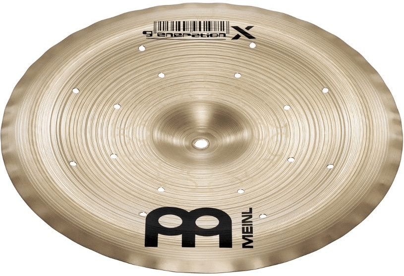 Meinl Generation X Filter China 16´´