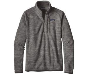 f9269507164ca Buy Patagonia Men's Better Sweater 1/4-Zip from £48.67 – Best Deals ...