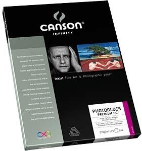 Image of Canson PhotoGloss Premium RC, A4, 270g/qm (6231003)