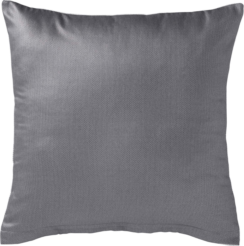 Bettwäsche Micro Pattern 4040-9 silber uni melange 100 /% Baumwolle JOOP