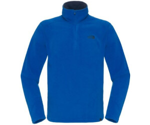 60188d18f2 The North Face 100 Glacier veste polaire homme 1/4 Zip au meilleur ...