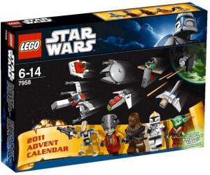Calendrier De L Avent Lego Star Wars Carrefour.Lego Calendrier De L Avent Star Wars Au Meilleur Prix