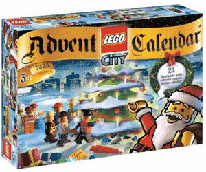 Lego Weihnachtskalender 2019.Speelgoed En Spellen Lego City 60201 Adventskalender