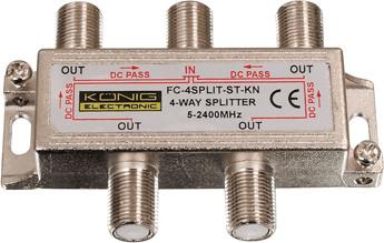 Image of Konig FC-4SPLT-ST-KN