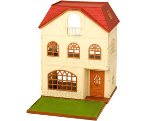 Buy Sylvanian Families Three Storey House From 34 99 Today Best Deals On Idealo Co Uk