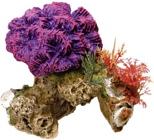 Nobby Aqua Ornaments Koralle mit Pflanzen (13 x...