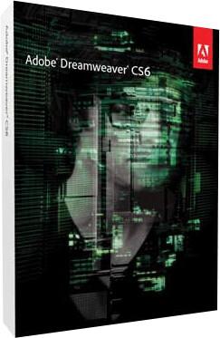Adobe Dreamweaver CS6 (EN) (TLP) (Win/Mac) (EDU)
