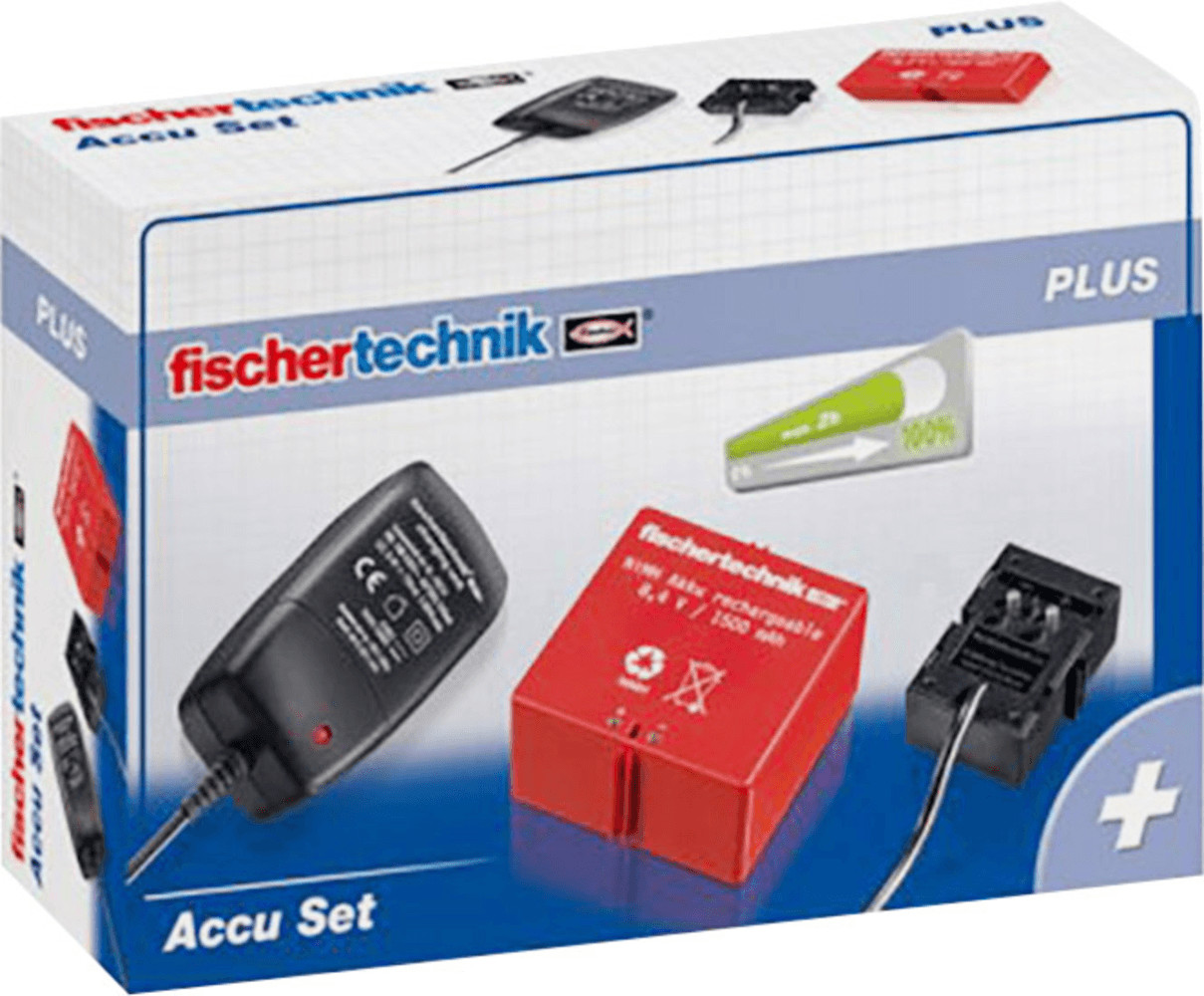 Fischertechnik Plus - Accu Set (34969)