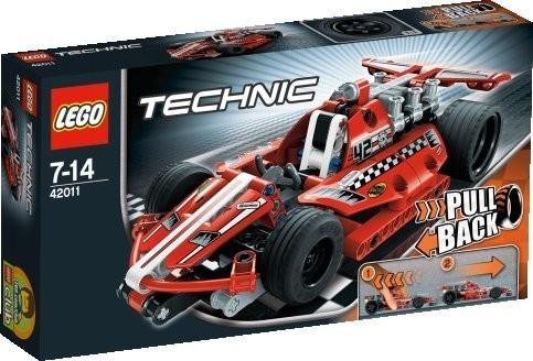 LEGO Technic - La voiture de course (42011)