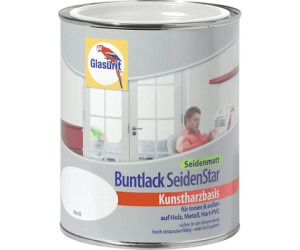 glasurit buntlack 2in1 seidenmatt 750 ml versch farben. Black Bedroom Furniture Sets. Home Design Ideas
