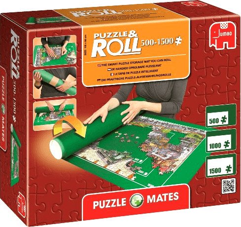 Jumbo Mates and Roll (1500 Pieces)