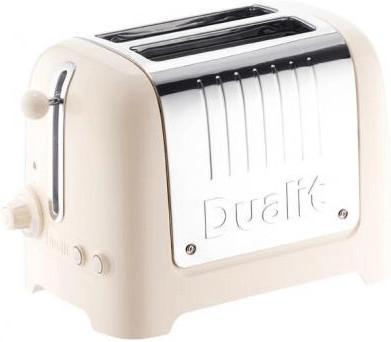 Image of Dualit 26263 2-Slice Lite Canvas White