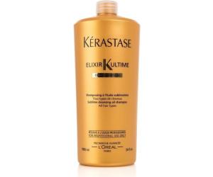 k rastase elixir ultime shampooing l 39 huile sublimatrice au meilleur prix sur. Black Bedroom Furniture Sets. Home Design Ideas