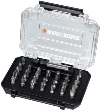 Black & Decker Bit-Box 31-tlg. (A7201-XJ)