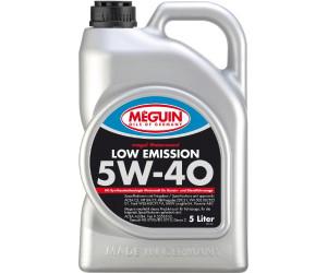Meguin Low Emission 5W-40 (5 l)