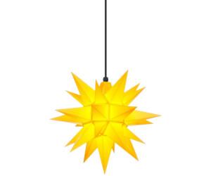 Herrnhuter Stern A4 (40cm) gelb