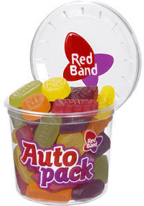 Red Band Autopack Fruchtgummi Assorti (200 g)