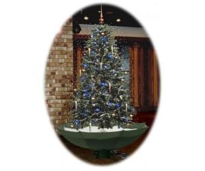 Schneiender Weihnachtsbaum.Dema Schneiender Weihnachtsbaum 145 Cm Ab 119 00 Preisvergleich