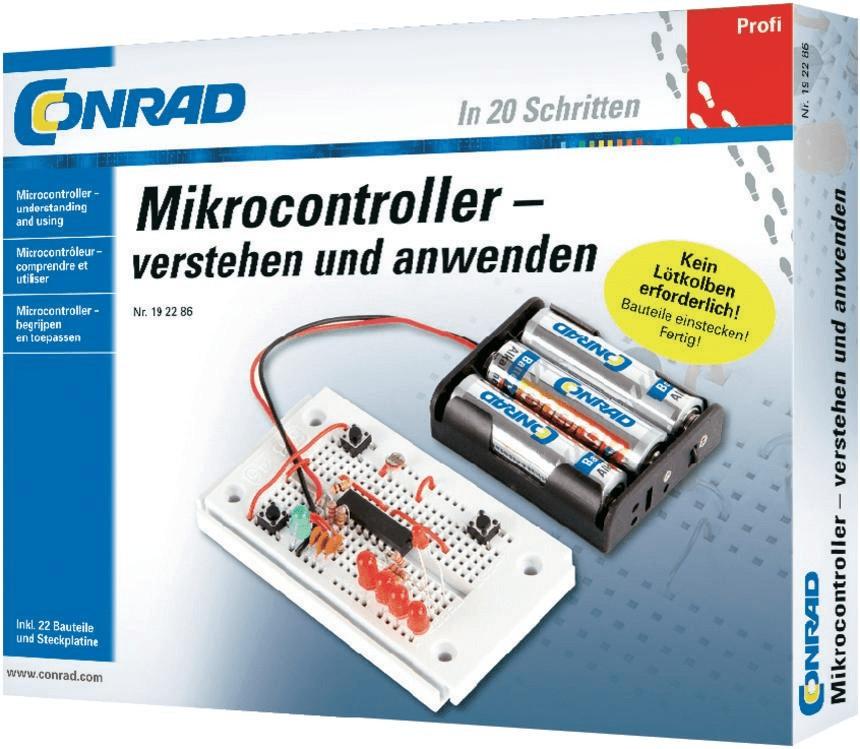 Conrad Profi-Lernpaket Mikrocontroller