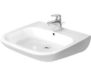 Duravit D Code Waschtisch Vital 60 X 55 Cm 231260 Ab 9200