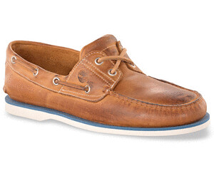 Uomo Timberland Icon 2 Eye Boat Scarpe Da Barca Gaucho Roughcut Smooth