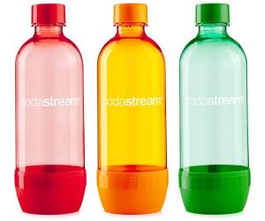 Sodastream Pet Flasche Bunt 3 X 1 L Ab 15 09 Preisvergleich