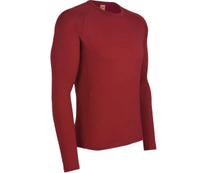 58458f18d5f2 Buy Icebreaker Oasis Long Sleeve Crewe Men from £34.88 – Best Deals ...