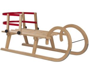 pinolino h rnerschlitten mit r ckenlehne ab 79 90 preisvergleich bei. Black Bedroom Furniture Sets. Home Design Ideas