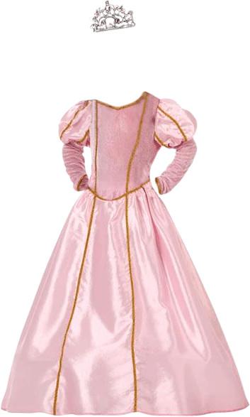 Atosa Verkleidung Prinzessin Rosa