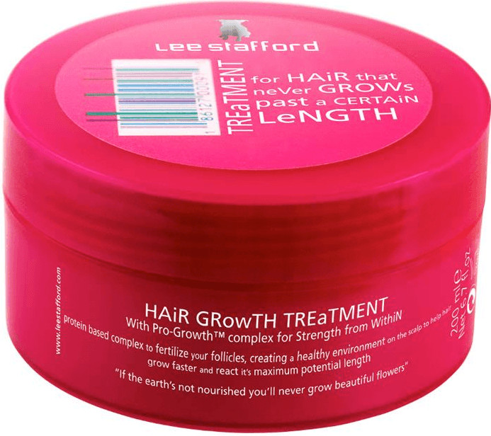 Lee Stafford Pink Pink Hair Growth Treatment (200 ml)