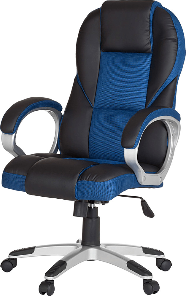 Amstyle Race Chefsessel blau