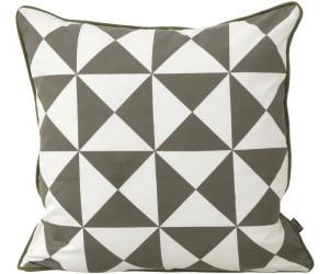 ferm living large geometry kissen 50x50 cm ab 49 00 preisvergleich bei. Black Bedroom Furniture Sets. Home Design Ideas