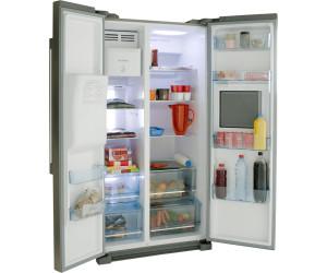 Side By Side Kühlschrank Haier Test : Haier hrf af ab u ac preisvergleich bei idealo