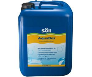 s ll pool desinfektion aquades 5 liter ab 17 98. Black Bedroom Furniture Sets. Home Design Ideas