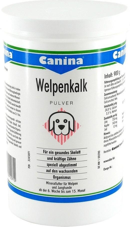 Canina Welpenkalk Pulver 900g