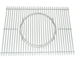 weber grille en inox pour barbecue spirit 300 au meilleur prix sur. Black Bedroom Furniture Sets. Home Design Ideas