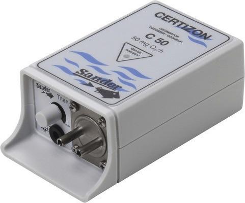 Sander Aquarientechnik Ozonisator C 50 bis 500 L Meerwasser
