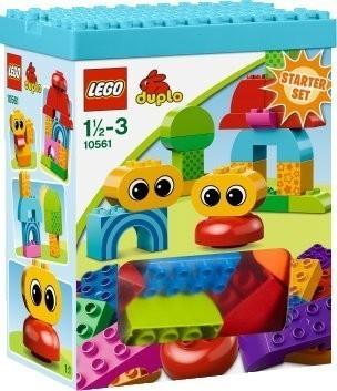 LEGO Duplo - Premier ensemble de construction pour les tout-petits (10561)