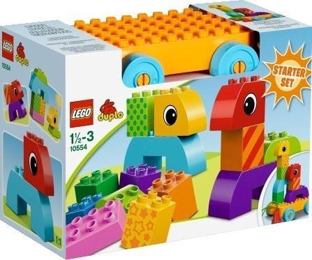LEGO Duplo - Jeu de construction à roulettes (10554)