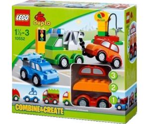 10552 LEGO Duplo Fahrzeug-Kreativset LEGO Baukästen & Sets