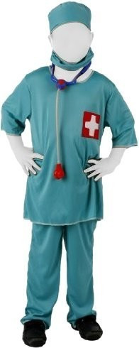 Atosa Verkleidung Arzt